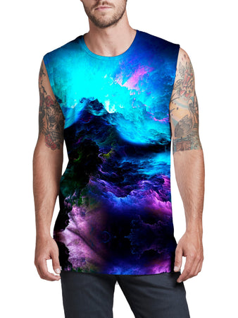 Noctum X Truth - Dream Waves Men's Muscle Tank