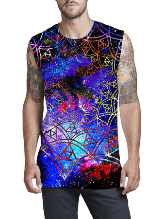 Noctum X Truth - Fractal Men's Muscle Tank