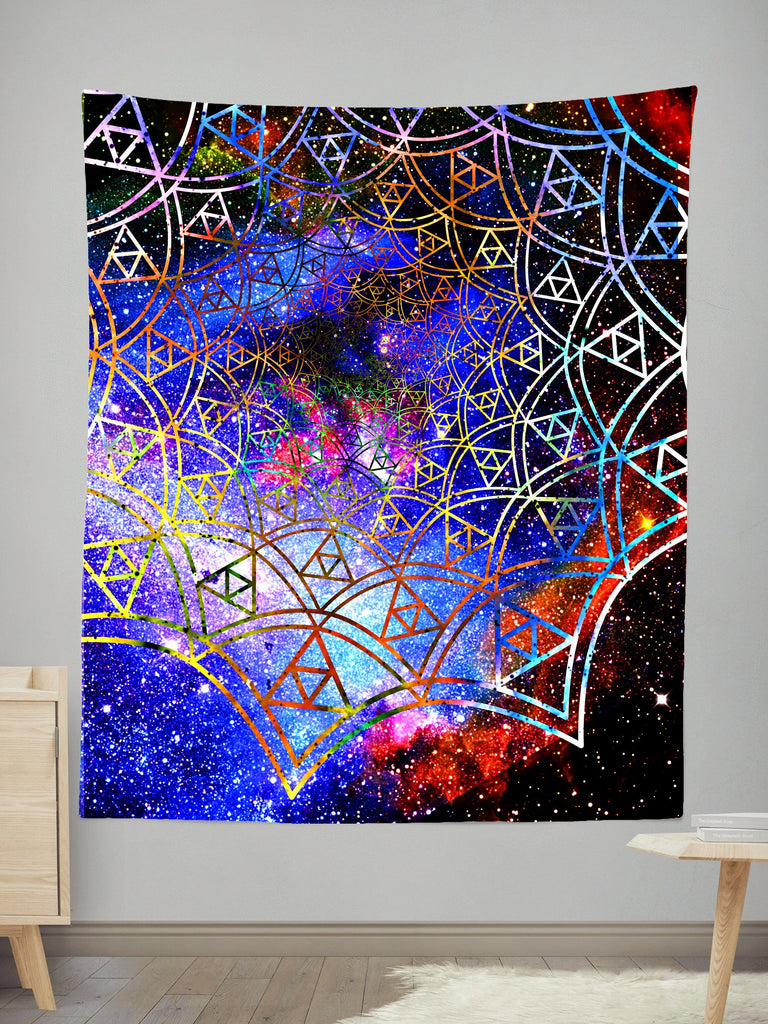 Noctum X Truth Fractal Tapestry