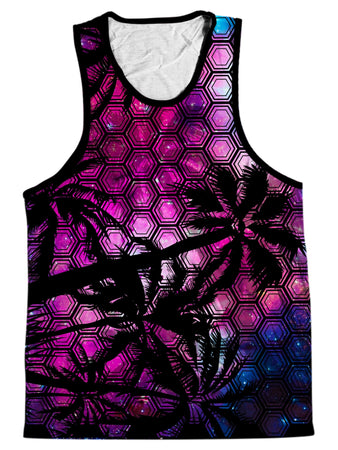 Noctum X Truth - Galaxy In My Palm Men's Tank