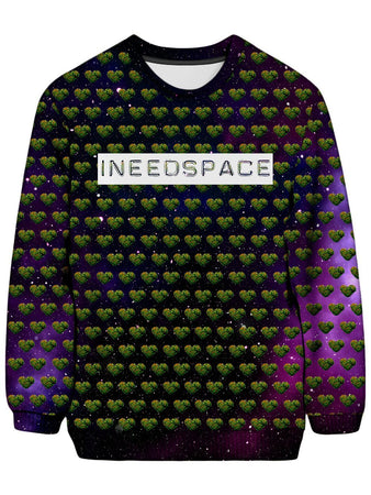 Noctum X Truth - I Need Space Ugly Christmas Sweatshirt