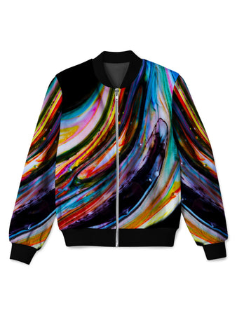 Noctum X Truth - Interstellar One Bomber Jacket