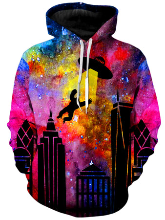 Noctum X Truth - King Kong Abduction Unisex Hoodie