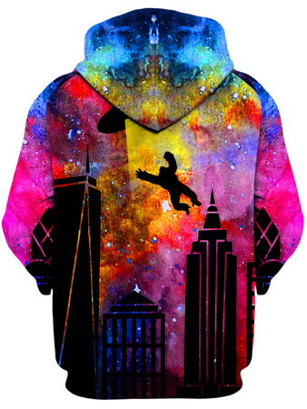Noctum X Truth - King Kong Abduction Unisex Zip-Up Hoodie