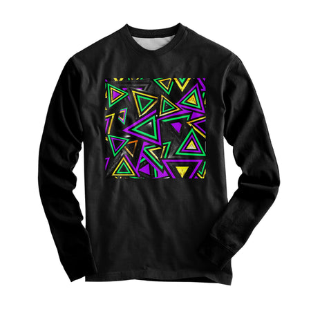 Noctum X Truth - Pandoras Triangle Graphic Long Sleeve