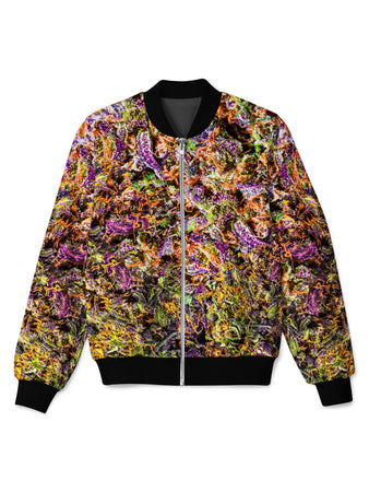 Noctum X Truth - Purple Stuff Bomber Jacket