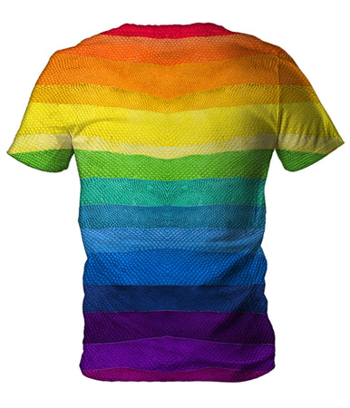 Noctum X Truth - Rainbow Snake Men's T-Shirt