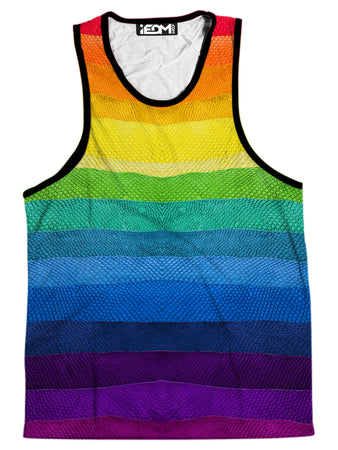 Noctum X Truth - Rainbow Snake Men's Tank