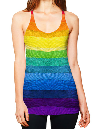 Noctum X Truth - Rainbow Snake Women's Tank