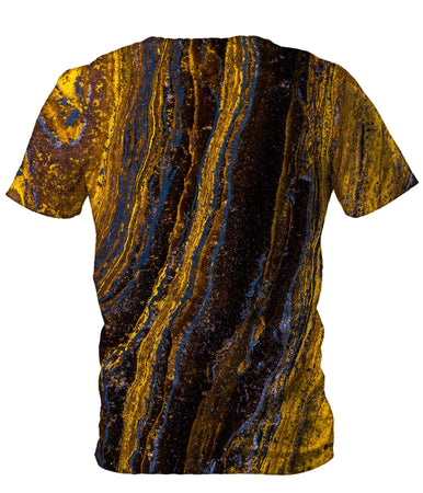 Noctum X Truth - Tiger's Eye Men's T-Shirt