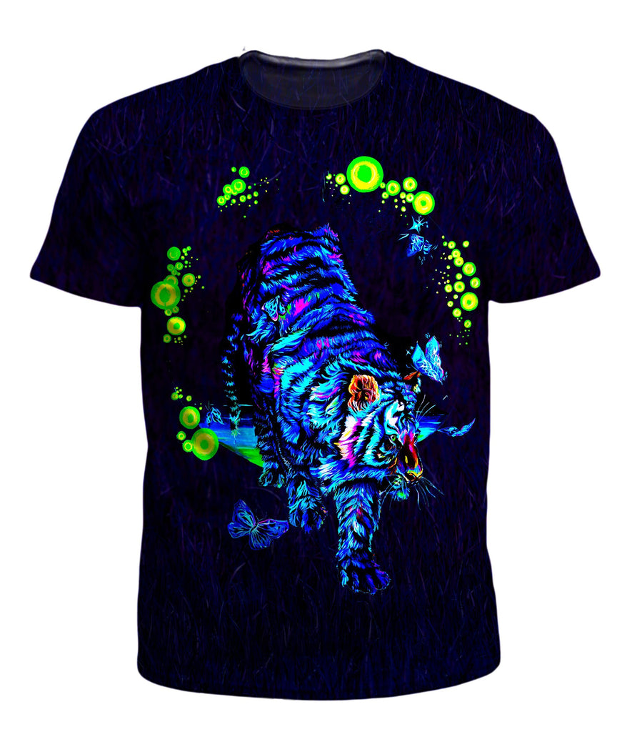 Noctum X Truth - Tigerlily Men's T-Shirt