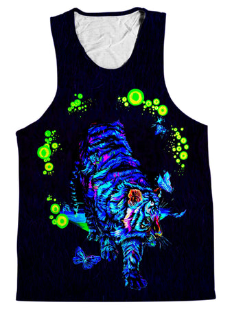 Noctum X Truth - Tigerlily Men's Tank