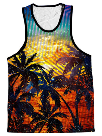 Noctum X Truth - To Infinity and The Palms Men's Tank