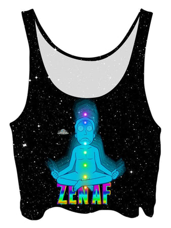 Noctum X Truth - Zen Jerry Crop Top