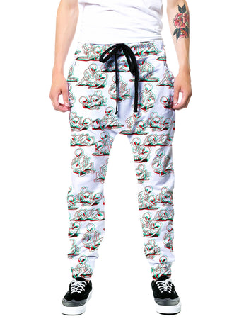 On Cue Apparel - Alien Gangbang Joggers