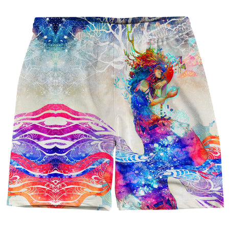 On Cue Apparel Lava Shorts