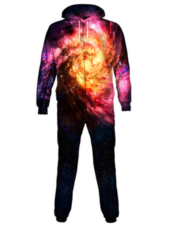 On Cue Apparel - Enter the Galaxy Onesie