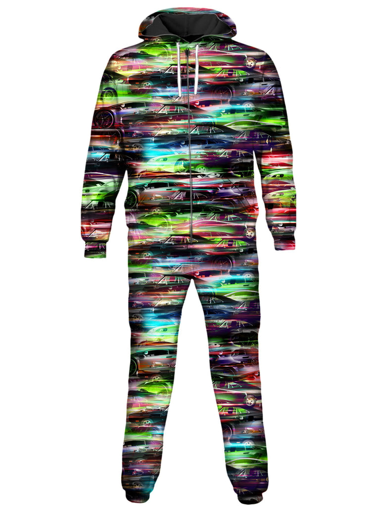 On Cue Apparel Fast and Furious Onesie