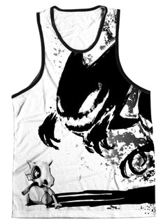 On Cue Apparel - Haunting My Dreams Men's Tank