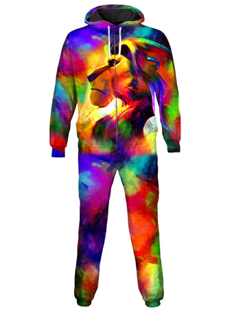 On Cue Apparel - Mufasa Onesie