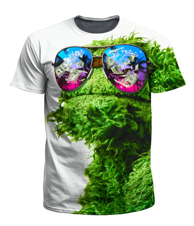 On Cue Apparel - Oscar the Nug Men's T-Shirt
