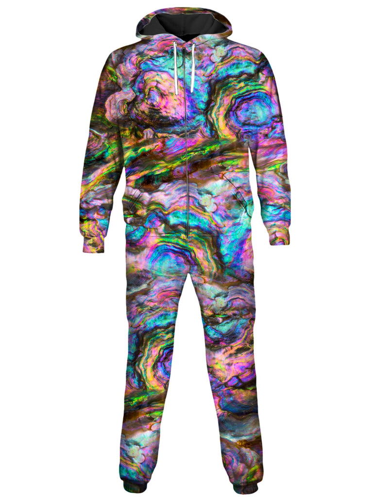 On Cue Apparel Pearl Onesie