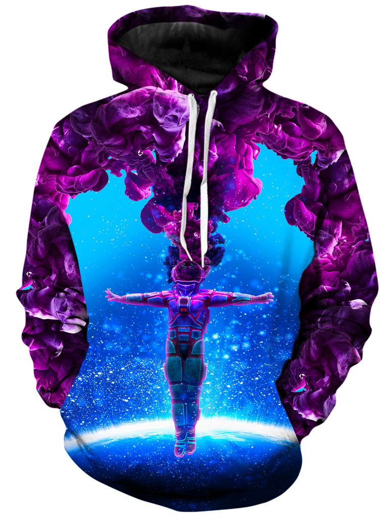 On Cue Apparel - Possessed Astronaut Hoodie