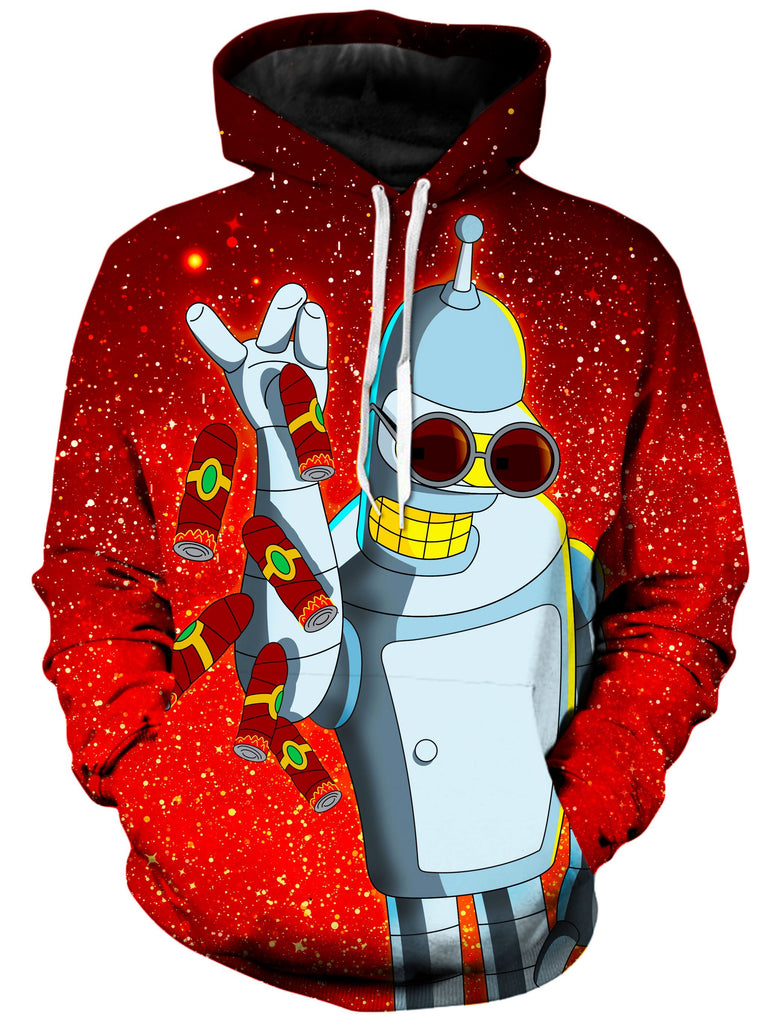 On Cue Apparel Salt Bender Hoodie