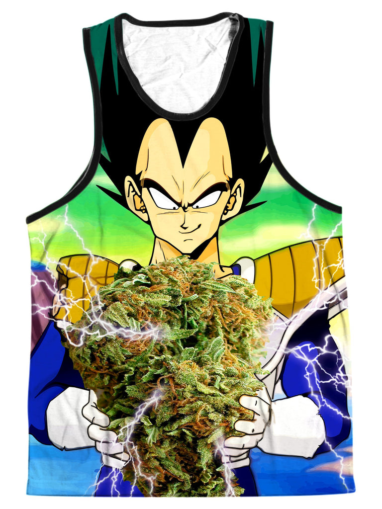On Cue Apparel Vegeta Super Saiyan Nug Men