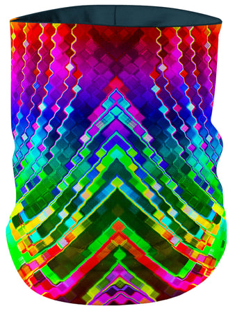 Psychedelic Pourhouse - Entering Hyperspace Bandana Mask