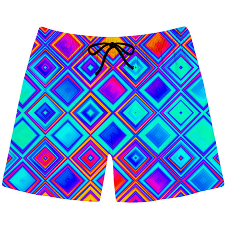 Psychedelic Pourhouse - Quick Silver Swim Trunks