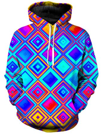Psychedelic Pourhouse - Quick Silver Unisex Hoodie
