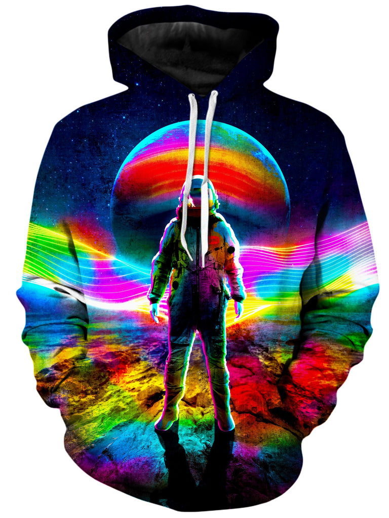 Ready To Ship - Wavey Unisex Hoodie (Ready To Ship)