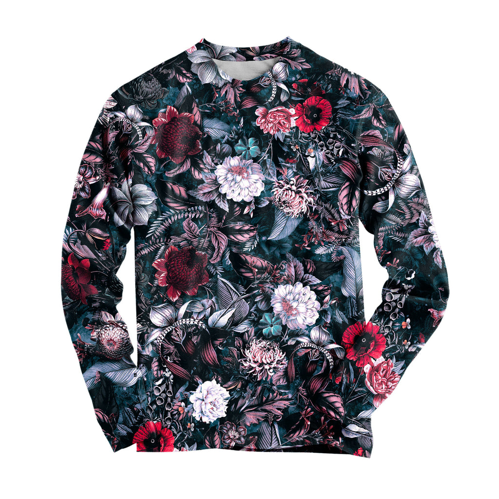 Riza Peker Blue Garden Long Sleeve - iEDM
