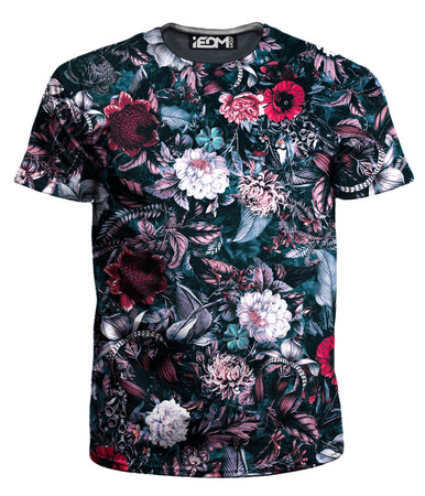 Riza Peker - Blue Garden Men's T-Shirt