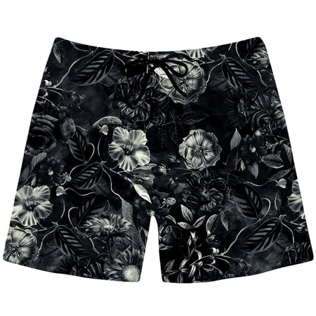 Riza Peker - Darkness Swim Trunks