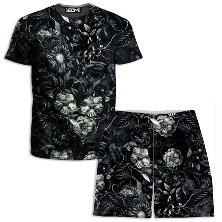 Riza Peker - Darkness T-Shirt and Shorts Combo