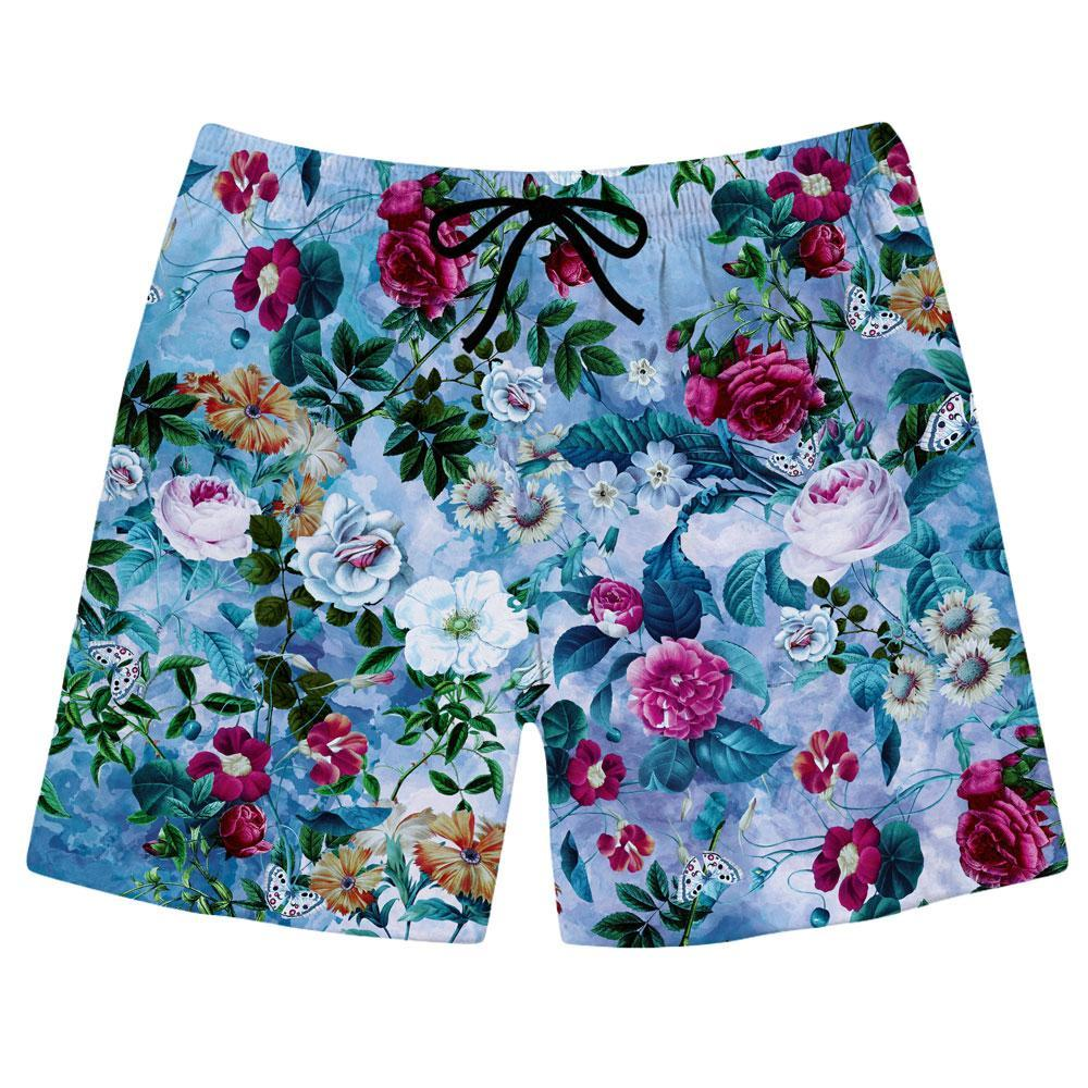 Riza Peker Lennon Swim Trunks - iEDM