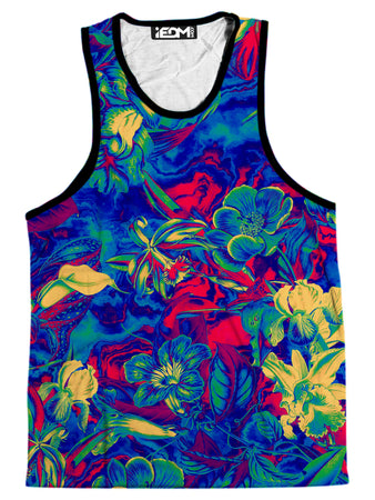 Riza Peker - Poisonous Flowers Men's Tank