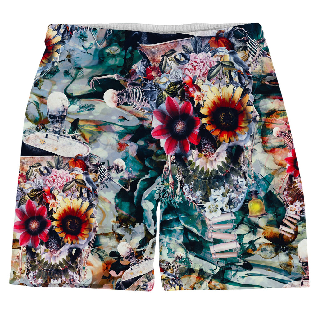 Riza Peker Scarecrow Weekend Shorts - iEDM