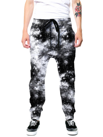 Set 4 Lyfe - Deep Dark Galaxy Joggers