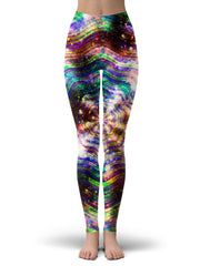 Set 4 Lyfe Dosed Leggings