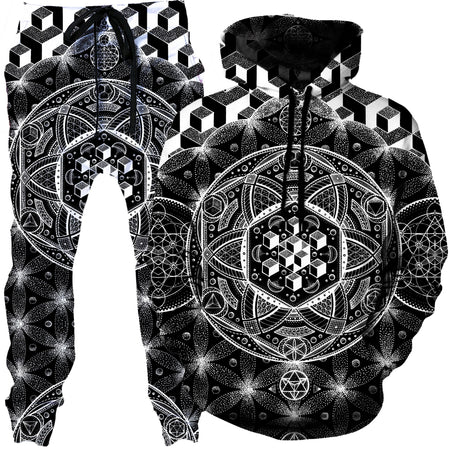 Set 4 Lyfe - Dreamstate Hoodie and Joggers Combo