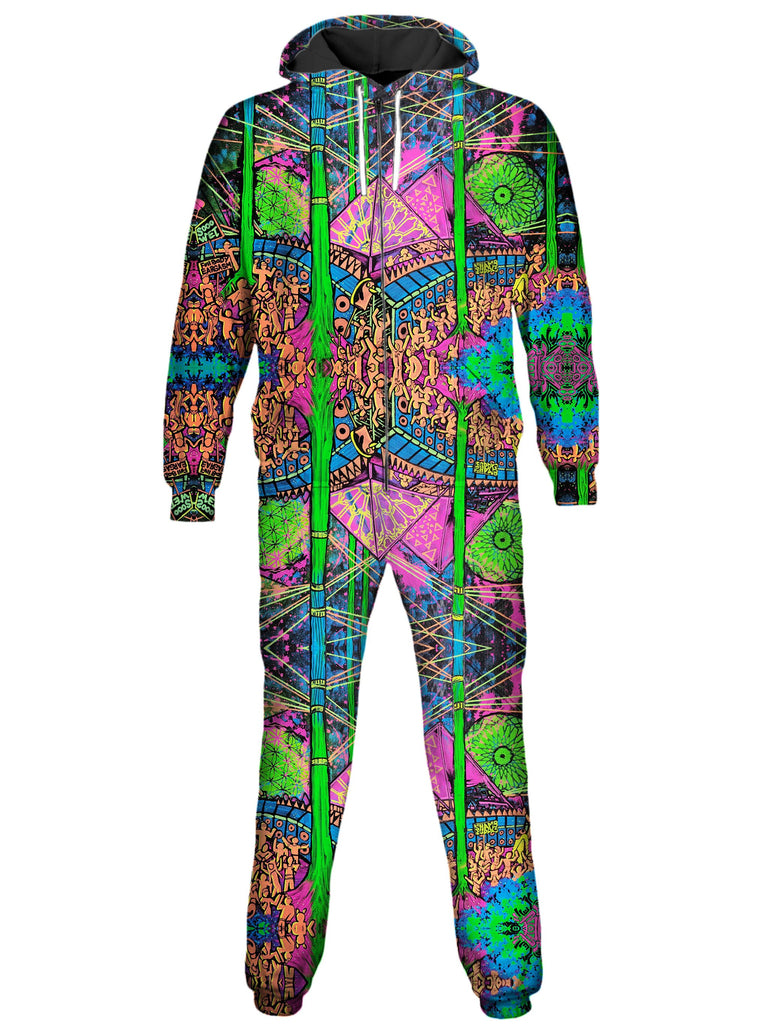 Set 4 Lyfe Forest Friends Onesie - iEDM