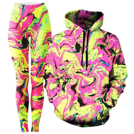 Set 4 Lyfe - Freestyle Hoodie and Leggings Combo