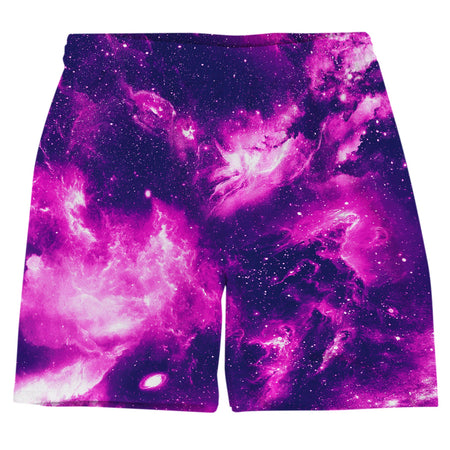 Set 4 Lyfe - Lush Space Weekend Shorts