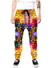 Set 4 Lyfe Pineal Metatron Joggers