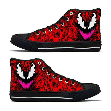 Shoes - Carnage High-Top Sneakers