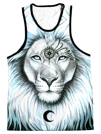 Svenja Jodicke - Lion Galaxy Men's Tank