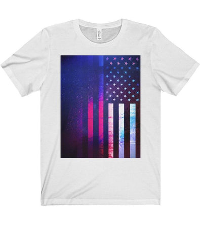 T-Shirt - Galaxy Flag T-Shirt